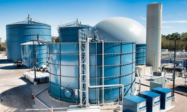 Disney World zet het keukenafval om in groene energie met behulp van biogas